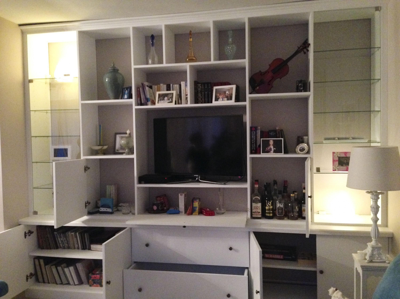 Meuble Sur Mesure Salon l'envers du dÉcor - - création d'un meuble sur mesure dans